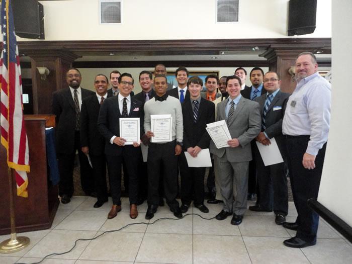 Recipients of 2013 GMAA-Batchelor Aviation Scholarship